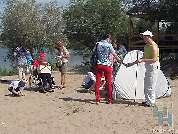 Детей с нарушением зрения учат путешествовать самостоятельно