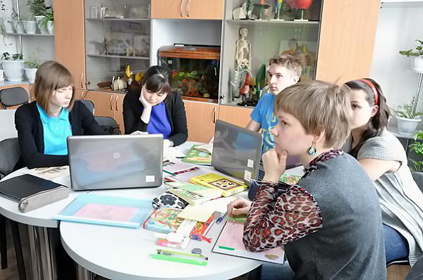 «Стартап за день» - мастер-класс для студентов