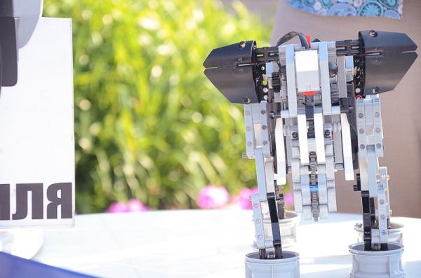 Представители ФТП НГПУ приняли участие в фестивале «TECHNOfest 2015»