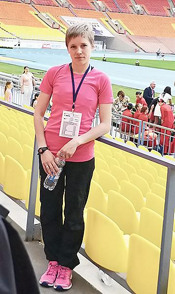 Студентка НГПУ Алла Кулятина завоевала золото на Универсиаде в Южной Корее