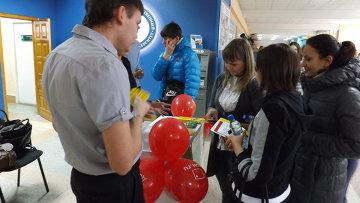 Новосибирским студентам предложили работу на ярмарке вакансий