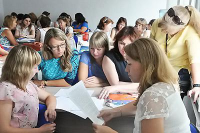 Прошло открытое заседание сибирской ассоциации учителей и преподавателей иностранных языков