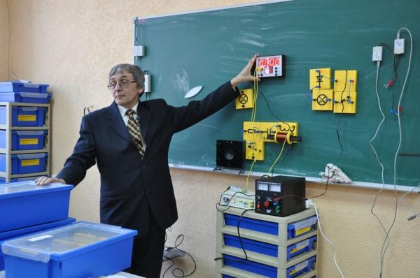 Использование «Цифровой лаборатории» на занятиях по физике