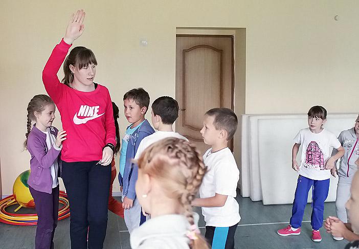 Молодой учитель: Екатерина Крючкова считает себя жестким и требовательным учителем