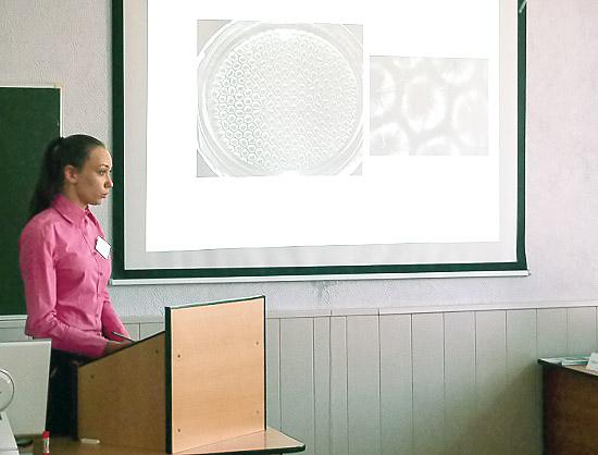 НГПУ стал местом проведения секции Межвузовской научной студенческой конференции «Интеллектуальный потенциал Сибири – 2015»