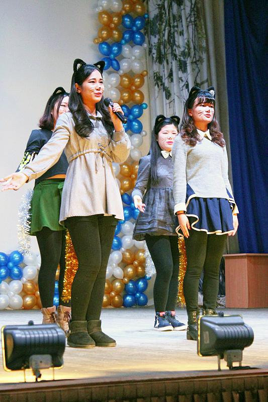 Международный фестиваль восточных культур объединяет студентов