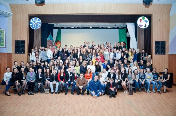 Сбор актива НГПУ: старт студенческой жизни