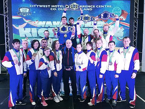 Учитель физкультуры завоевала бронзу на чемпионате мира по кикбоксингу