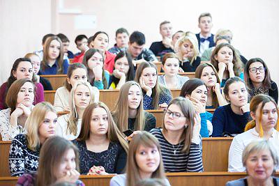 Более 700 студентов из 23 стран Европы, Азии и США учатся в НГПУ