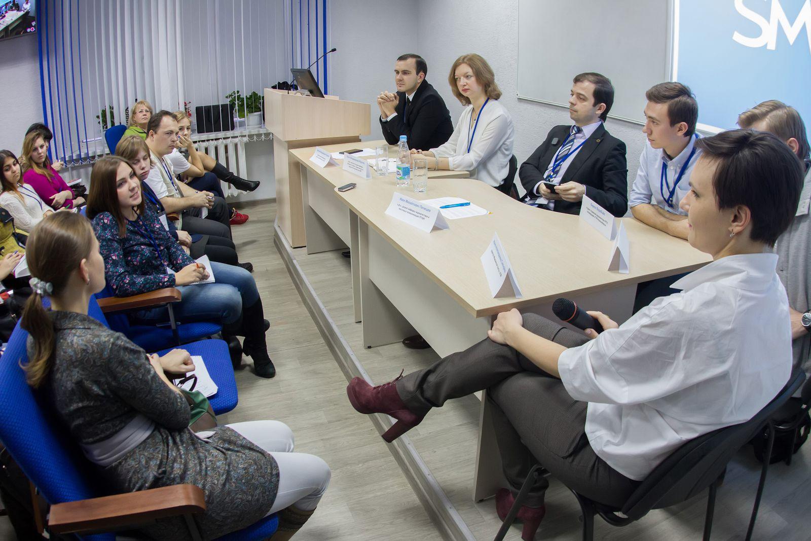 Пресс-служба ЮУрГУ приняла участие во всероссийском форуме «Медиавуз-2015»