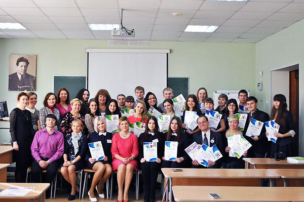 Студенты НГПУ поучаствовали в олимпиаде по биологии и географии