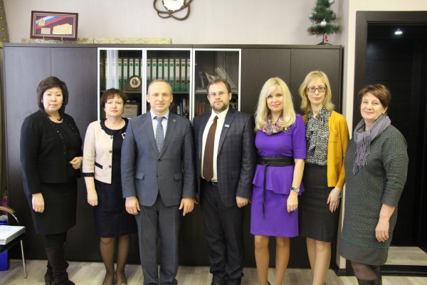 НГПУ и Якутия: взаимовыгодное сотрудничество