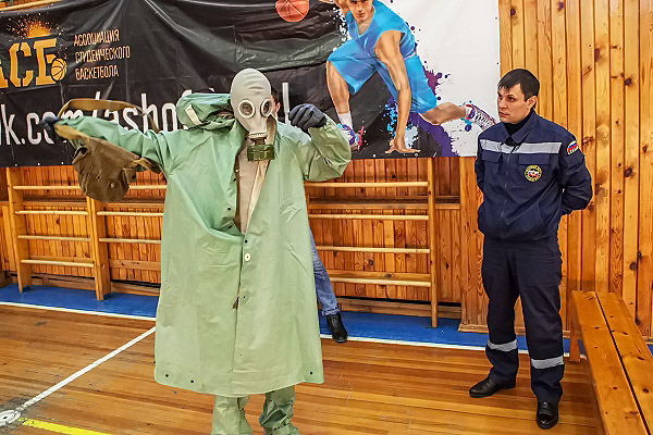 Завершился региональный этап Всероссийской олимпиады школьников по ОБЖ