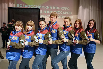 В Новосибирской области стартует набор волонтеров на Всероссийский слет студенческих отрядов