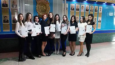 Студенты Факультета иностранных языков НГПУ получили международные сертификаты