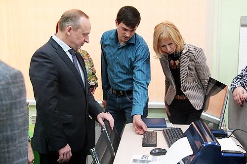 На базе ИД НГПУ начал работу новый ресурсный центр