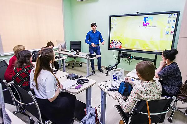 НГПУ открыл ресурсный центр для студентов с ОВЗ