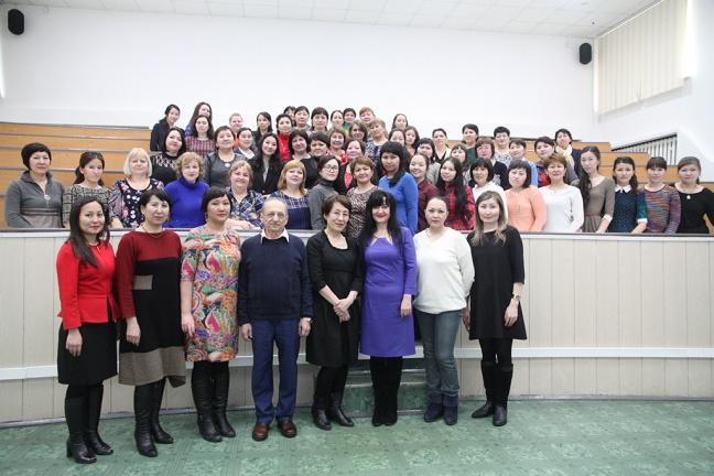 Российские учёные выступили с лекциями в ПГПИ