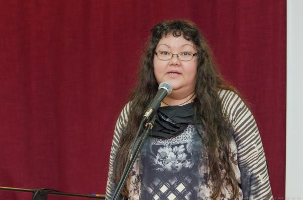 Студентка ИД НГПУ заняла 1 место в поэтическом конкурсе народов Сибири «Белый месяц»