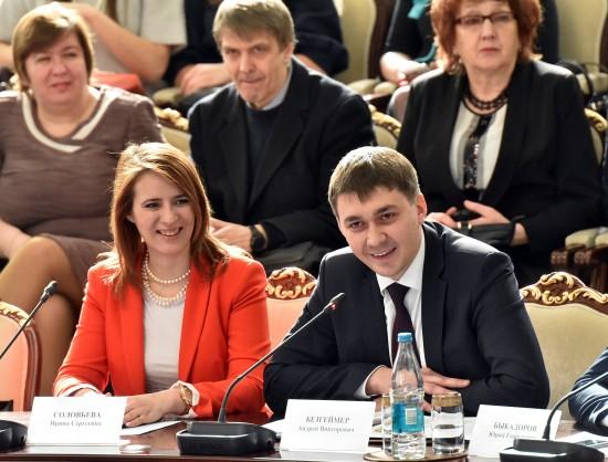 Министерство региональной политики Новосибирской области и НГПУ подписали соглашение о долгосрочном сотрудничестве