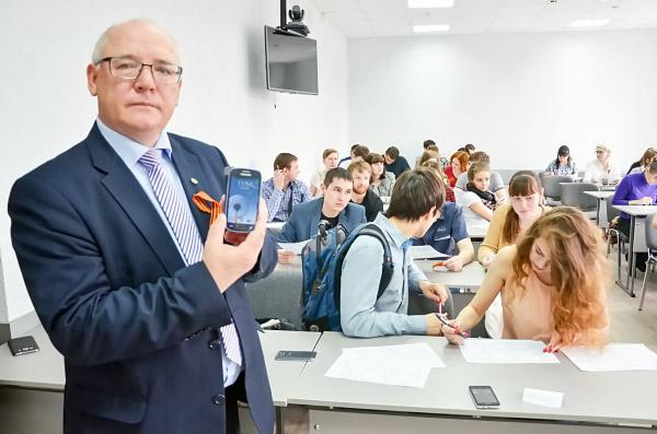 Знание истории – знак уважения: в НГПУ написали тест по событиям Великой Отечественной войны