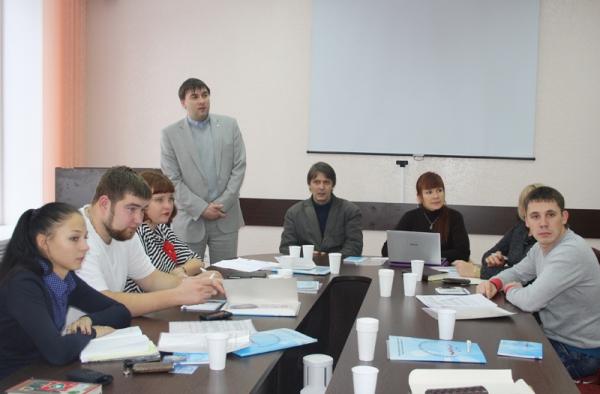 В НГПУ встретились лидеры студенческих профсоюзов СФО