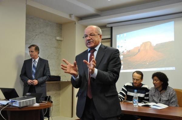 Специалисты на международном уровне обсудили вопросы философии образования