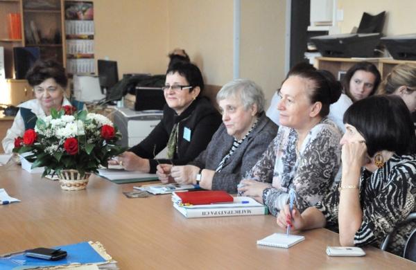 В НГПУ прошли Шаровские чтения