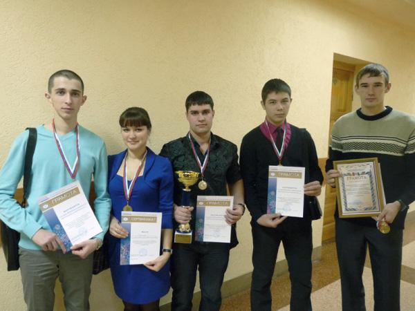 Студенты НГПУ победили в олимпиаде по безопасности жизнедеятельности