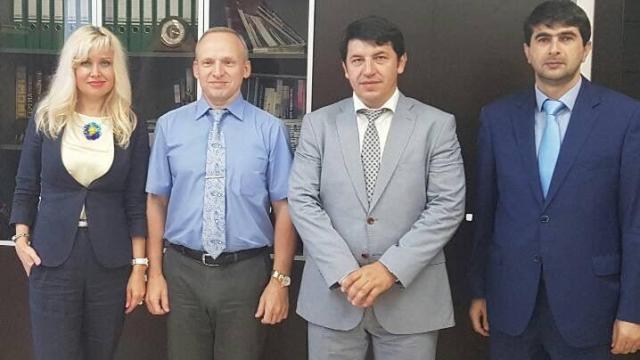 ЧГПУ и Новосибирский педагогический университет договорились о сотрудничестве