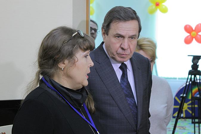 В Новосибирске открылась вторая лекотека