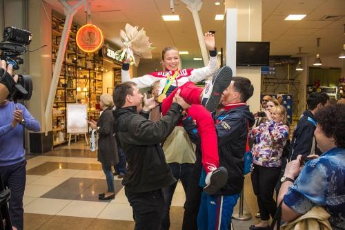 Новосибирская саблистка Юлия Гаврилова уходит из спорта