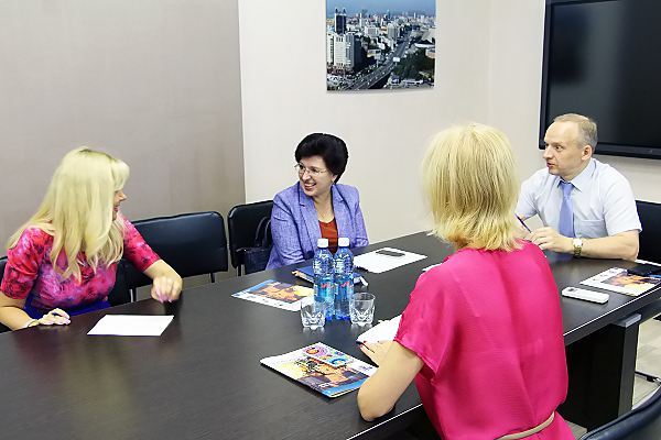 В НГПУ стартовала подготовка к августовской педагогической конференции