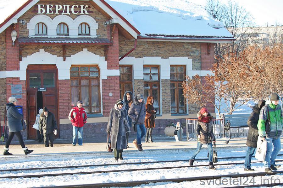 Бердчанин решил бороться за сохранение архитектурного комплекса Бердский вокзал