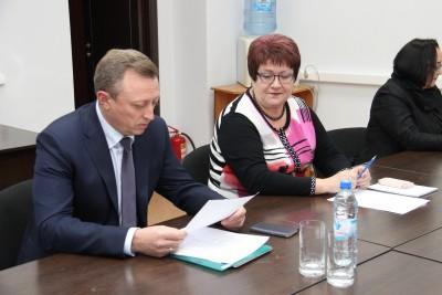 Прошло совещание по организации общественного наблюдения при проведении ГИА-2017