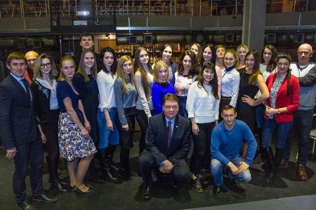 В Новосибирске определены финалистки конкурса «Мисс Физкультура»