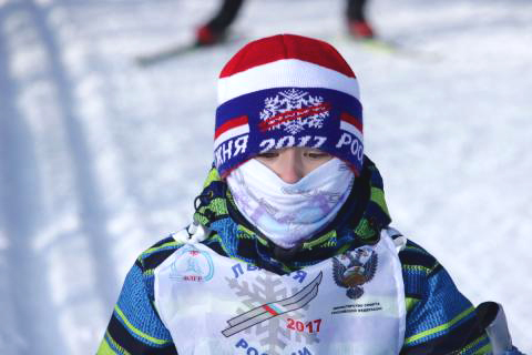 В гонке «Лыжня России-2017» в Бердске участвовали 700 человек