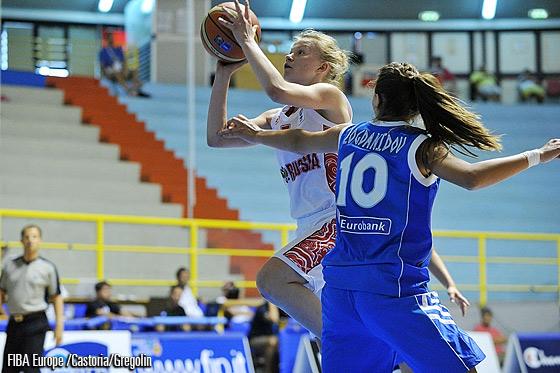 Юлия Чайковская, НГПУ: «Благодаря маме в баскетболе всегда была примерной ученицей»