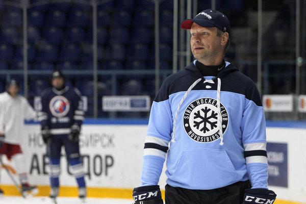 Хоккейная «Сибирь» выбрала нового спортивного директора