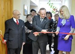 В НГПУ открылся Ресурсный центр методики обучения безопасности жизнедеятельности