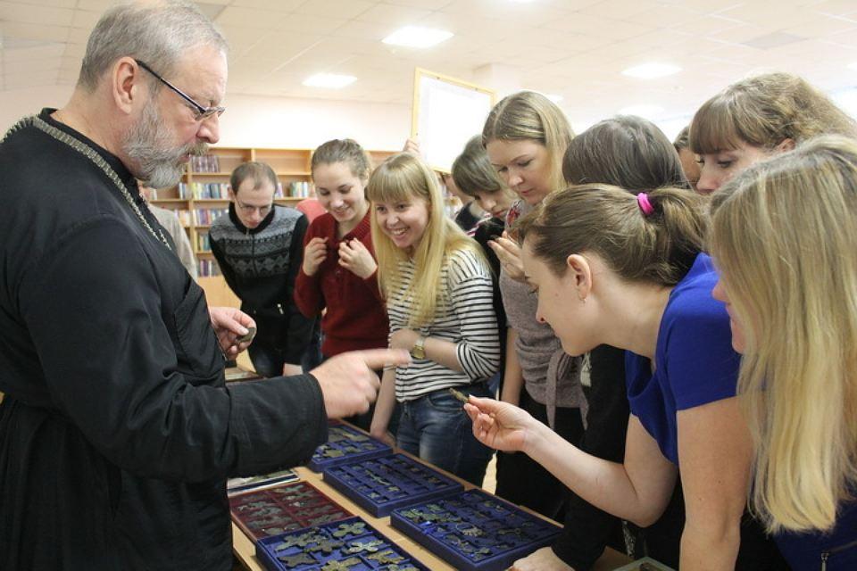 Нравственные ценности обсудили в Новосибирском аграрном университете
