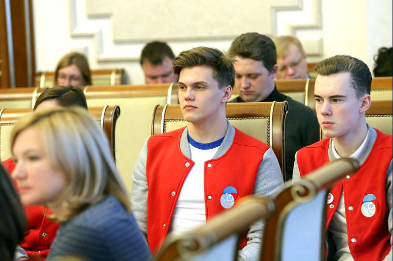 Молодежное правительство появится в Новосибирской области