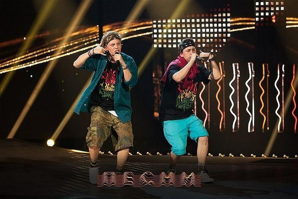 Рэп-дуэт из Новосибирска прошел в музыкальный проект «Песни» на ТНТ