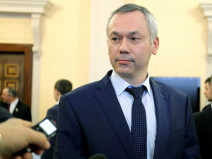 Андрей Травников: «Я считаю, что сибиряк — это тот, кто живёт и работает в регионе»