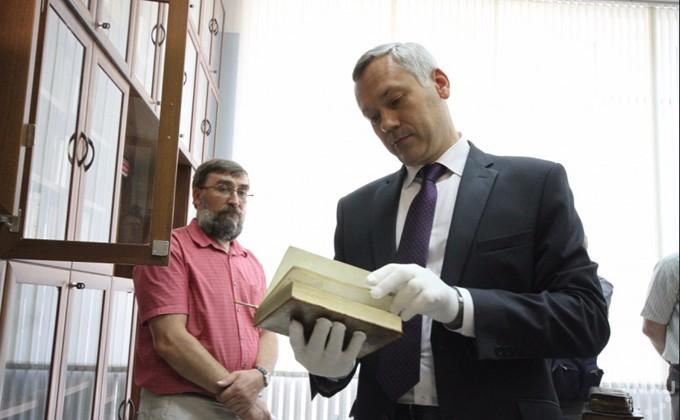 Метро до Ключ-Камышенского плато попросили у главы региона в Октябрьском районе