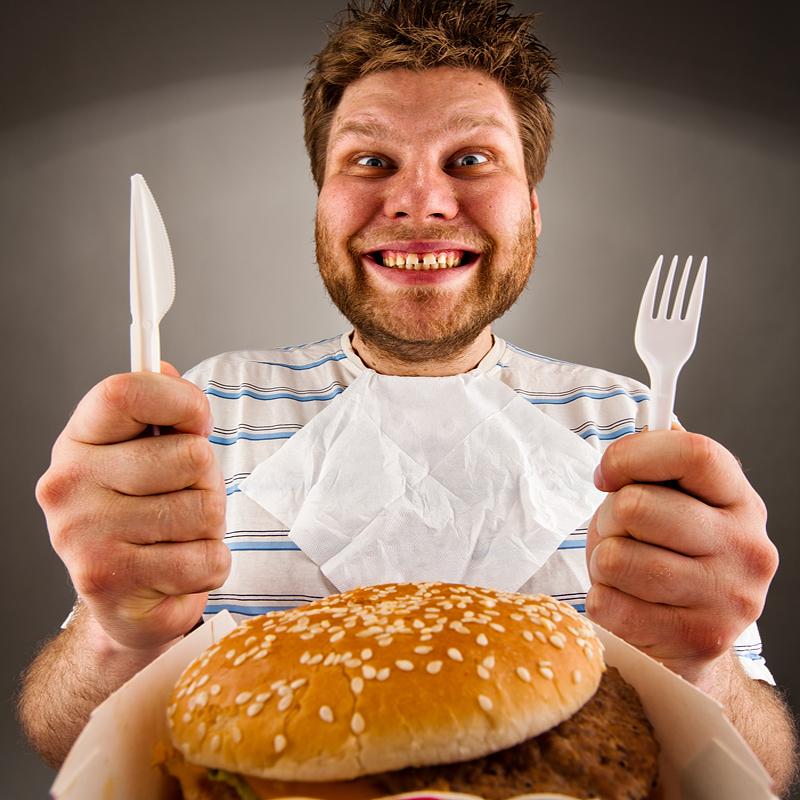 «Макдоналдс»: диета для педа
