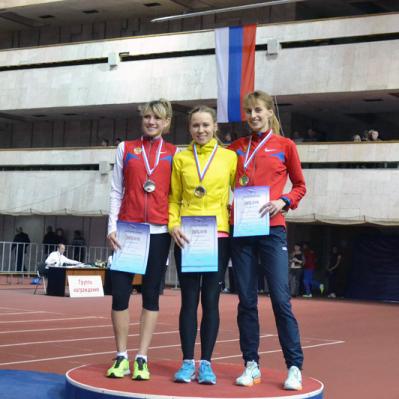 Чемпионат России принес НГПУ золотую медаль