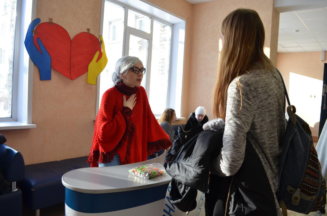 Находчивость и подарки: в НГПУ отметили Международный день студентов