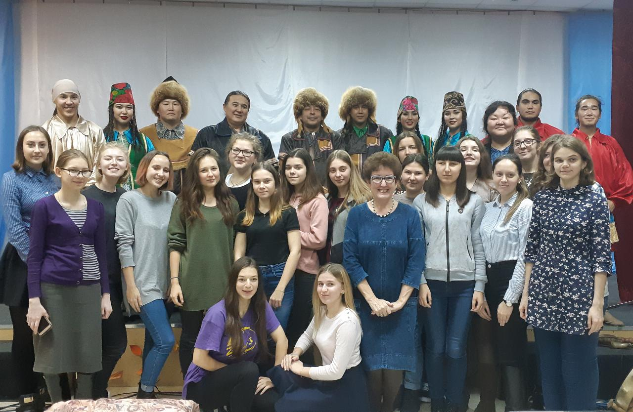 Институт детства и Республика Хакасия: творческое сотрудничество