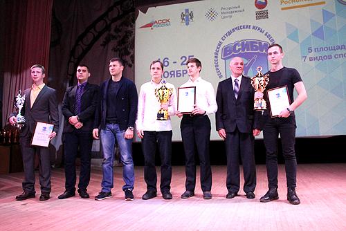 Студенты НГПУ – победители регионального этапа Всероссийских студенческих игр боевых искусств